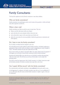 Child Consultants